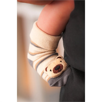 Evergreen Enterprises Baby Boy Plush Socks Set