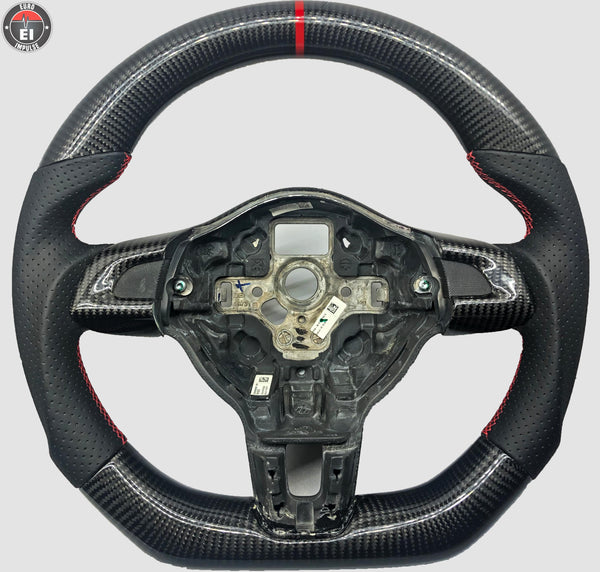 MK6 Carbon steering wheel - IN STOCK