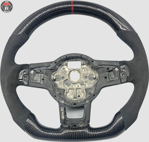 MK7 Carbon steering wheel - IN STOCK