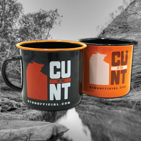 CU in the NT Camping Mug Set