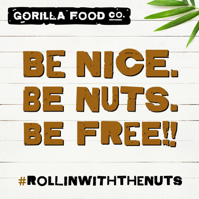 Be Nice. Be Nuts. Be Free!! - Poster