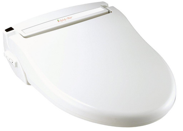 INFINITY BIDET ELONGATED XLC-3000 Toilet Seat, Remote Control, Twin Nozzles, Endless Warm Water Wash