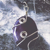 Amethyst Pendants with Choice of Wire Wrapped Styles | New Earth Gifts