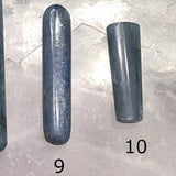 Blue Kyanite Rounded Sticks for Jewelry Making | New Earth Gifts