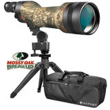 Barska 22-66x80mm WP Spotter-Pro Mossy Oak® Break-Up® Camo Spotting Scope - Clear Sight Scopes