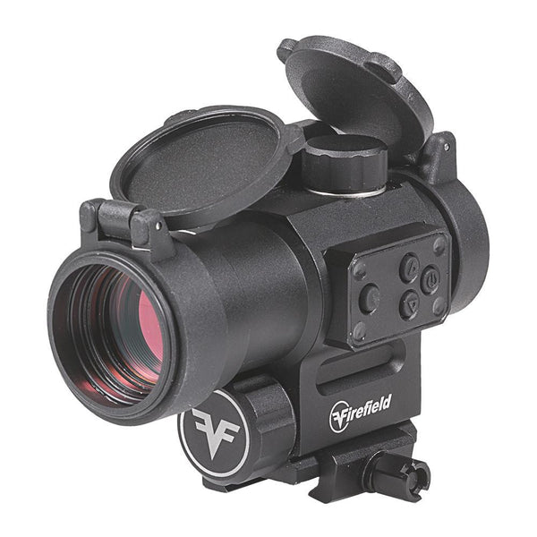 Firefield Impulse 1X30 Red Dot Sight with Red Laser - Clear Sight Scopes