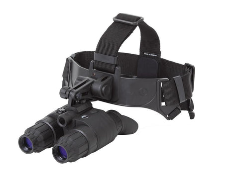Pulsar Edge GS Super 1+ 1x20 Night Vision Goggle - Clear Sight Scopes