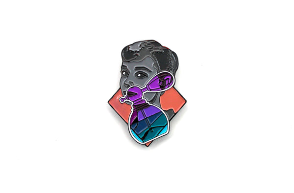 Audrey Hepburn Pin by Pony Lawson x Sloth Steady