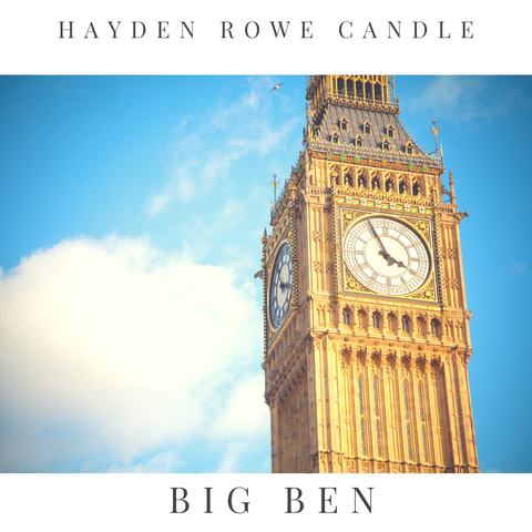 Big Ben Scented Wax