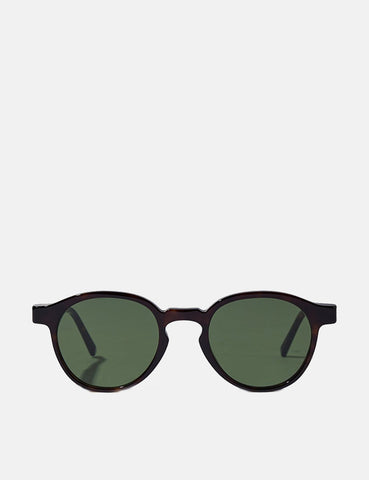 Super The Iconic Series Sunglasses (3627) - Green