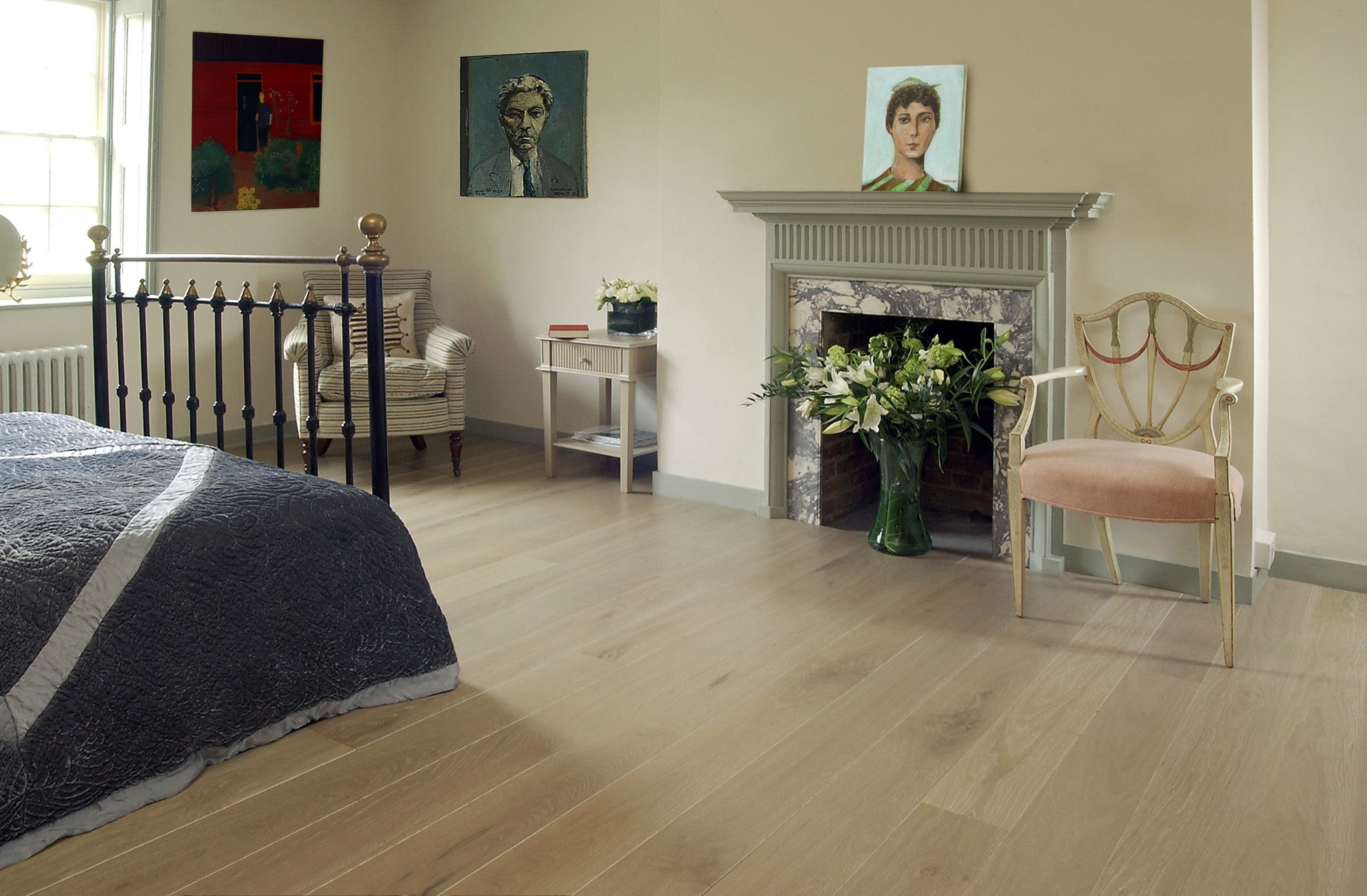 natural oiled flooring