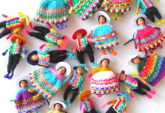 Worry Dolls – little pieces of Mayan magic in our world