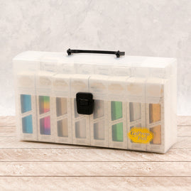 *GoPress and Foil I Must Have Foil Storage Case  inc 16 new colours in carry case