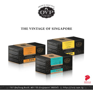 The Vintage of Singapore Old Village PuEr Tea Collection - OVP Tea