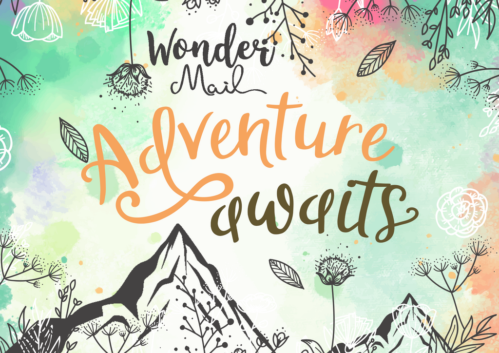 September WonderMail: Adventure Awaits