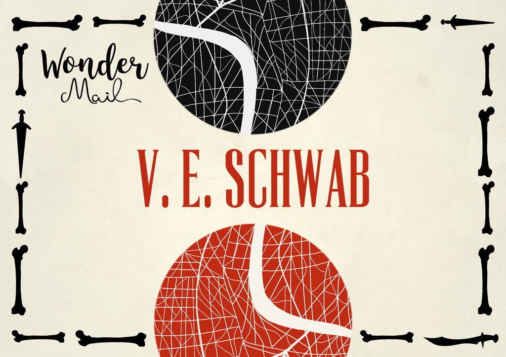 October WonderMail: V. E. Schwab