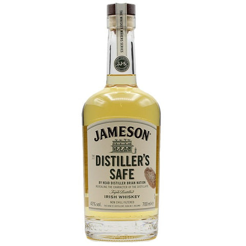 Jameson Distiller's Safe; Irish Whiskey
