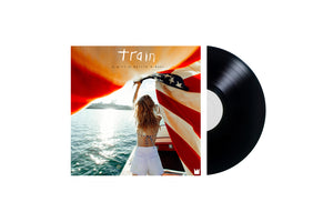 a girl a bottle a boat Vinyl