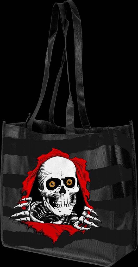 Powell Peralta Ripper Shopping Tote Bag
