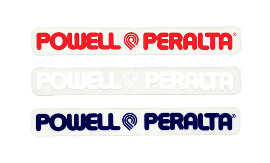 Powell Peralta Strip Logo Sticker