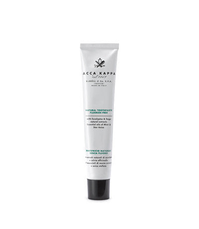 Image of Acca Kappa's Toothpaste Natural Fluoride-Free With Eucalyptus