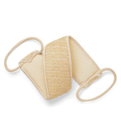 Bath Sisal Back Scrubber