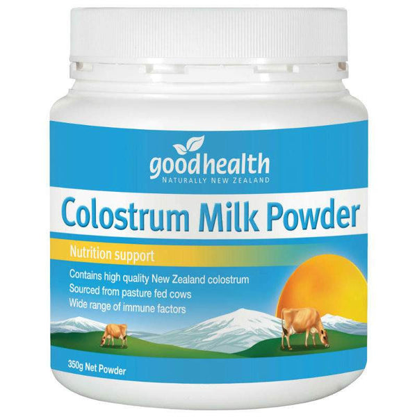 Simply Pharmacy Albany,Good Health Colostrum Milk Powder 350g