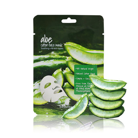 Simply Pharmacy Albany,Beauteous Aloe Refresh Mask 20g
