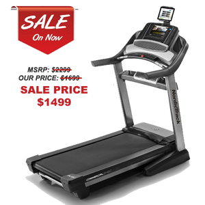 NordicTrack Commercial C2450 Treadmill Certified w/ 90 Day Warranty