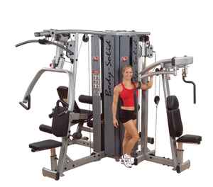 Body-Solid 3/4 Stack Base Unit- Pro Dual Modular Gym System