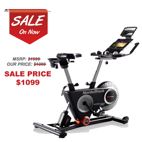 NordicTrack Grand Tour Pro Certified w/ 90 Day Warranty