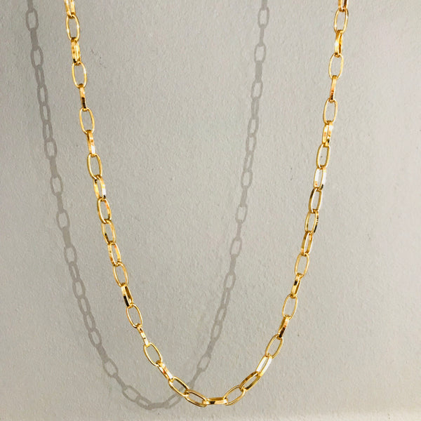Extra Chunky Layering Necklace