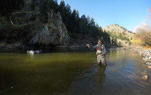 Pirate Fly Fishing Spring