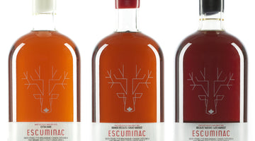 Escuminac maple syrup flavors, a question of harvest period