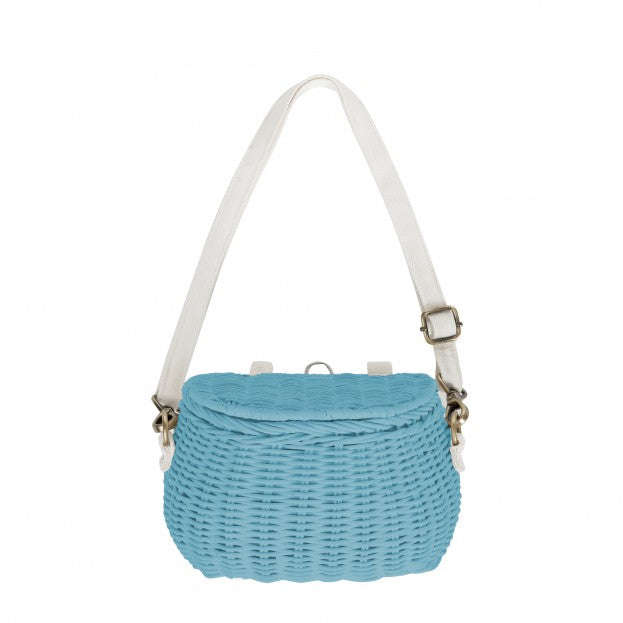 Mini Chari Bag - Blue