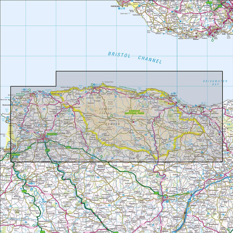 OL9 Exmoor Historical Mapping
