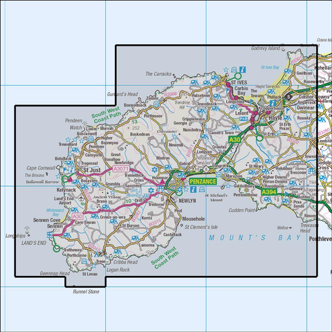102 Lands End Historical Mapping - Anquet Maps