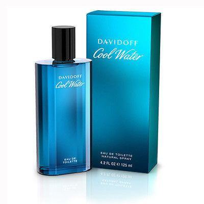Davidoff Cool Water EDT Perfume for Men 125 ml - GottaGo.in
