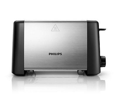 Philips Toasters HD4825/91 Metallic Toaster - GottaGo.in
