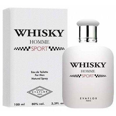 Evaflor Whisky Homme Sport EDT Perfume for Men 100 ml - GottaGo.in