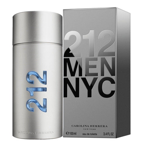 Carolina Herrera 212 EDT Perfume for Men 100ml - GottaGo.in