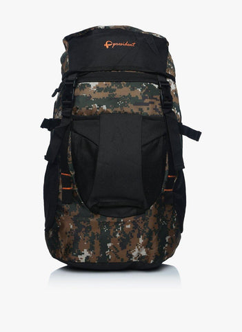 Forester Haversack / Rucksack / Hiking Backpack by President Bags - GottaGo.in