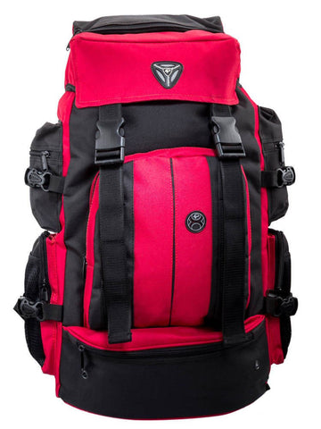 Pyramid Haversack / Rucksack / Hiking / Backpack by President Bags - GottaGo.in