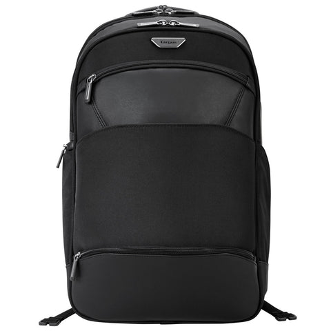 "Targus TSB862AP-71 15.6"" Mobile ViP Checkpoint-Friendly Backpack with SafePort® Sling Drop Protection (Black) - GottaGo.in"