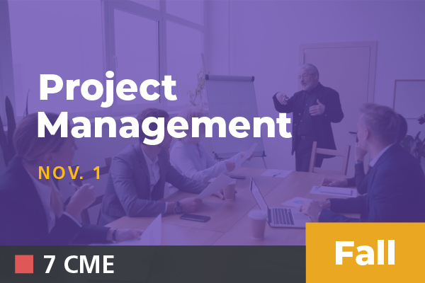 2019 Fall Project Management