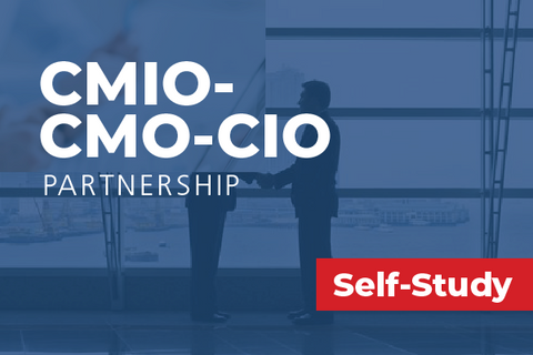 The CMIO-CMO-CIO Partnership