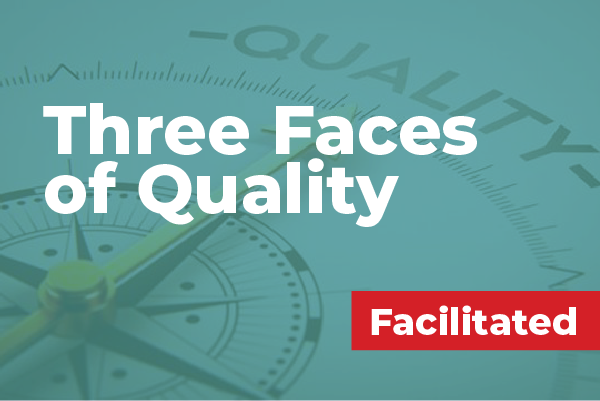 Three Faces of Quality: October - December, 2019