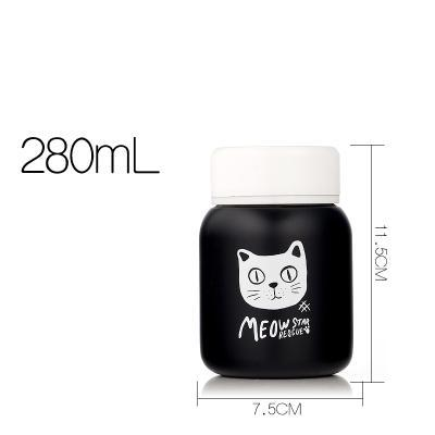 Chat J'adore thermos Chat blanc 280 ml Thermos Chat MEOW
