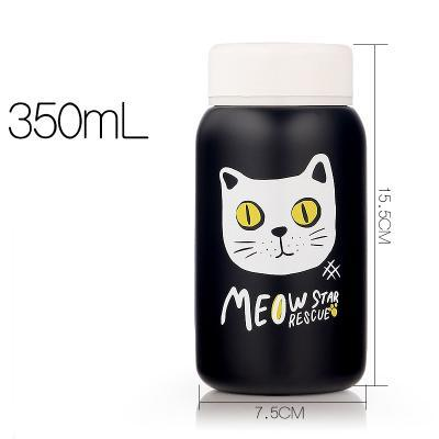 Chat J'adore thermos Chat blanc 350 ml Thermos Chat MEOW