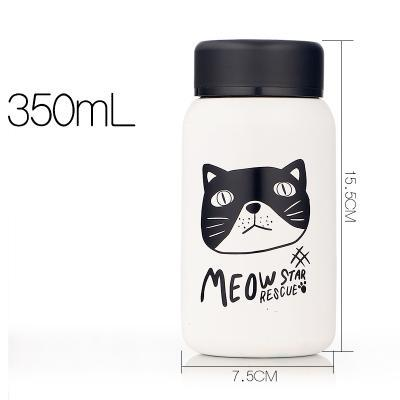 Chat J'adore thermos Chat noir 350 ml Thermos Chat MEOW